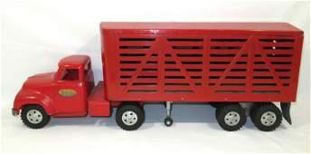 Tonka Toy Livestock Truck