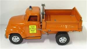 Tonka Toy Truck w/ Hydraulic Dump