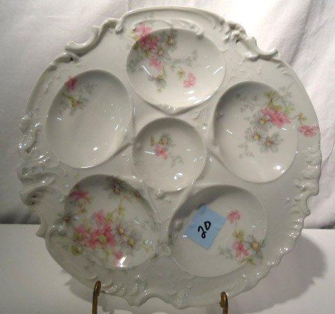 20: Haviland Oyster Plate