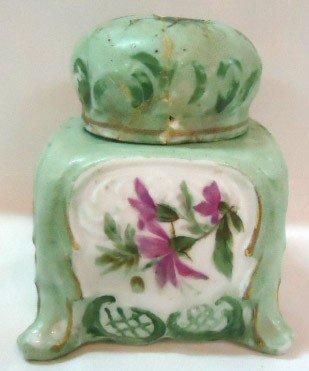 4: H.P. Porcelain Ink Well