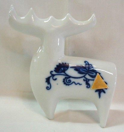 6: Royal Dux Deer