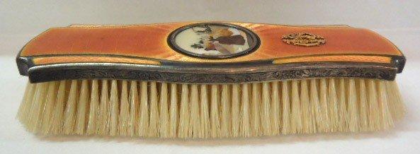 18: Enameled Brush