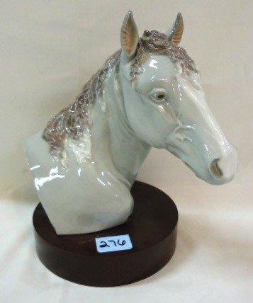 276: Lladro Horse