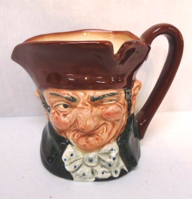 "18: Royal Doulton Toby, ""Old Charley"""