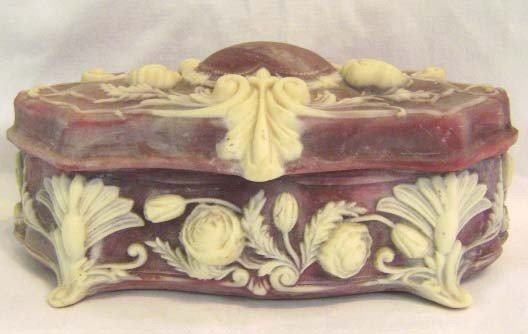 5: Incolay Jewelry Box