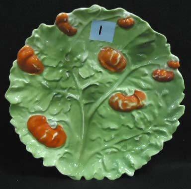 1: Royal Bayreuth Tomato Plate