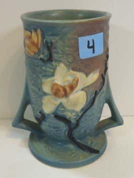 """4: Roseville Vase 87-6"""""""