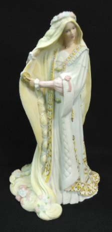 "17: Lenox Figure, ""Rapunzel"""