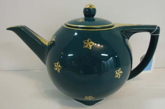 11: Hall Tea Pot