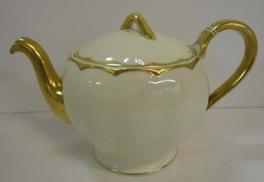 12: Frank Buckley Tea Pot