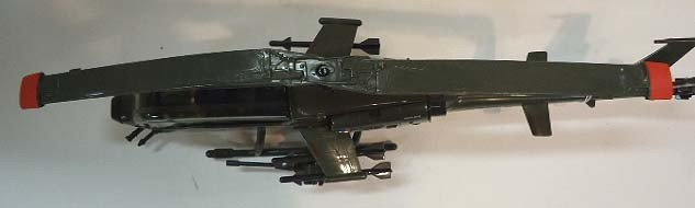217: GI Joe Dragonfly Helicopter w/ Wild Bill - 7