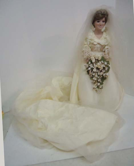 7: The Princess Diana Bride Doll, Danberry Mint