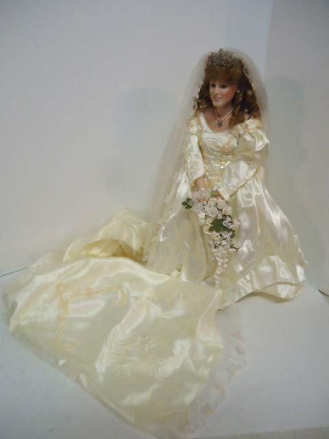8: The Princess Sarah Bride Doll, Danberry Mint