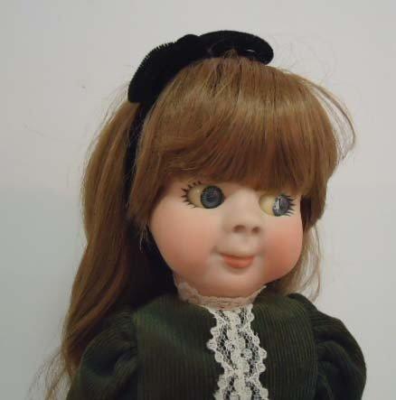 "9: Marjorie Spangler Doll, ""Gumdrop"" - 2"