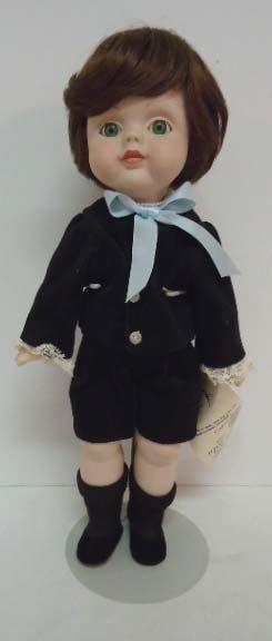 "10: Marjorie Spangler Doll, ""Alex"""