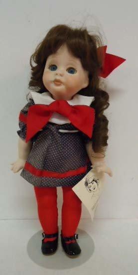 """11: Marjorie Spangler Doll, """"Erin"""""""