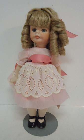 """12: Marjorie Spangler Doll, """"Lisa"""""""