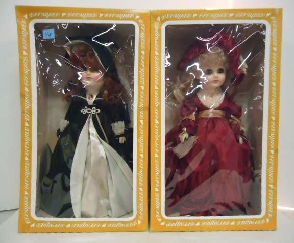 16: 2 Effanbee Dolls: Buckingham Palace 7851, Victoria