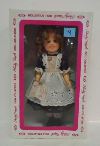 19: Ideal Shirley Temple Doll