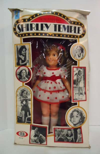 24: Ideal Shirley Temple Doll