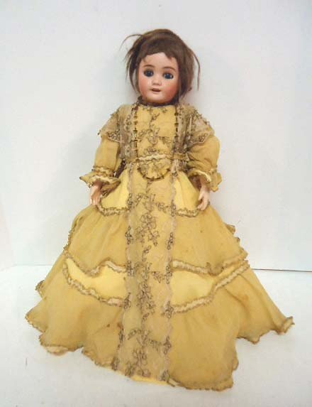 70: French Limoges Doll