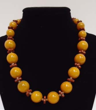 6: Catalin Bakelite Necklace