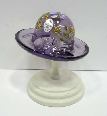 1: Fenton Hat On Stand