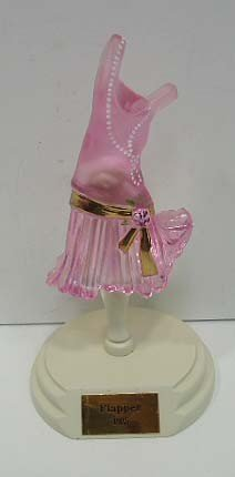 3: Fenton Flapper Dress On Stand