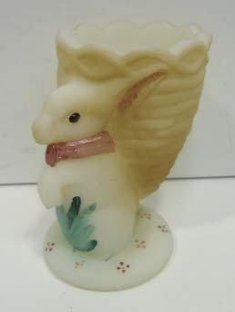 16: Fenton Bunny Egg Cup