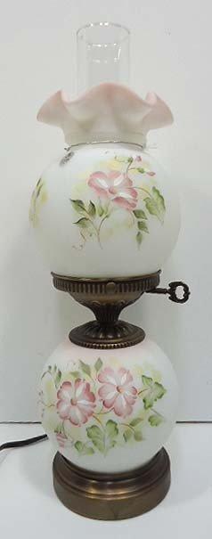 22: Fenton G.W.T.W. Lamp
