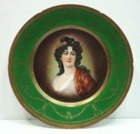 Austria HP Portrait Plate