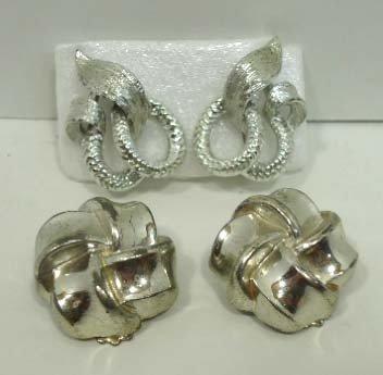 98: 12pr Vintage Lisner Earrings - 3