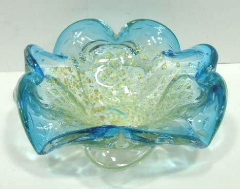 4: Murano Glass Bowl