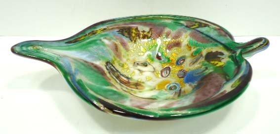 5: Murano Glass Bowl