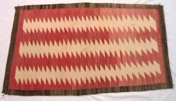 10A: Navajo Rug