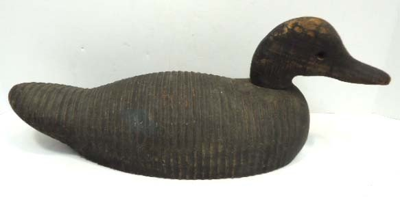 13: Black Duck, Factory Ribbed