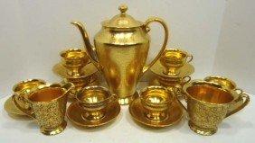 3: 19 Pc. Pickard Tea Set