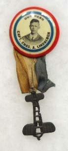 5: Capt. Charles Lindberg Medal