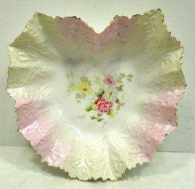9: H. P. Heart Shaped bowl