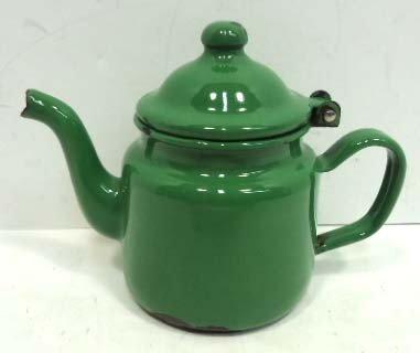 5: Child's Granite Tea Pot