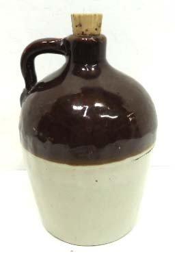 9: Miniature Macomb Pottery Stone Jug