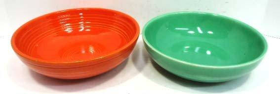 12: 2 Bowls ( 1 Fiesta)