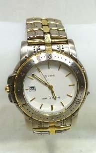 49: Sergio Valente Wrist Watch
