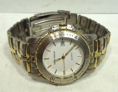 49: Sergio Valente Wrist Watch - 2