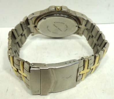 49: Sergio Valente Wrist Watch - 4