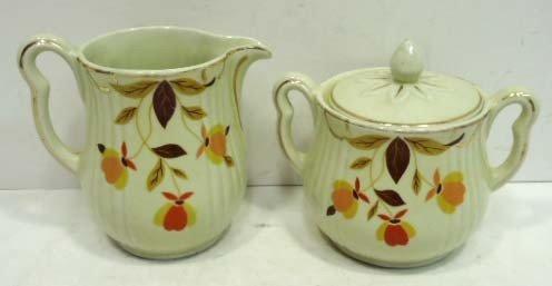 167: Hall's Tea Leaf Cream & Sugar