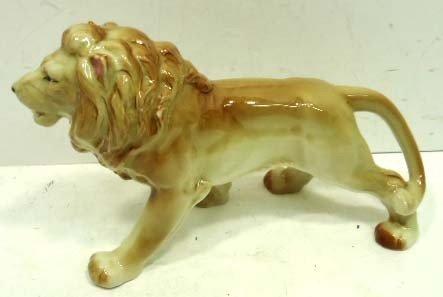 340: Porcelain Lion