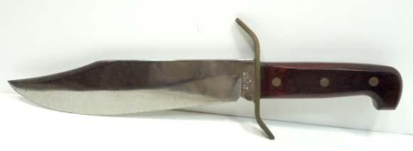 136: Western Bowie Knife - 3