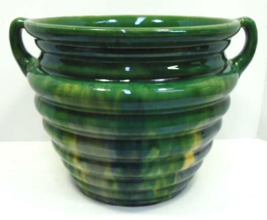 24: Large Pottery Jardiniere