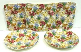 5pc Royal Winton Chintz